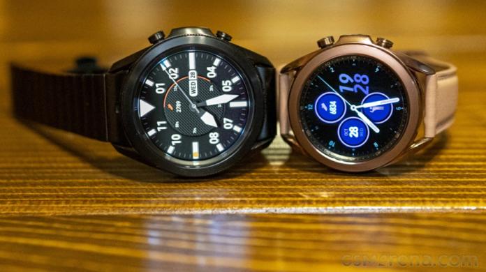 Galaxy Watch 4 si Watch Active 4 cu Wear OS dar fara citirea glicemiei