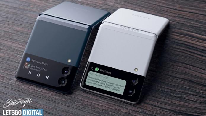 Informatii foarte promiattoare despre pretul lui Galaxy Z Flip 3
