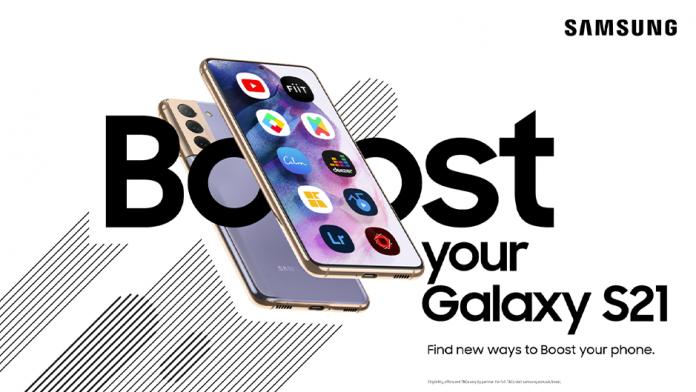 Samsung Boost un nou serviciu pe dispozitivele Galaxy