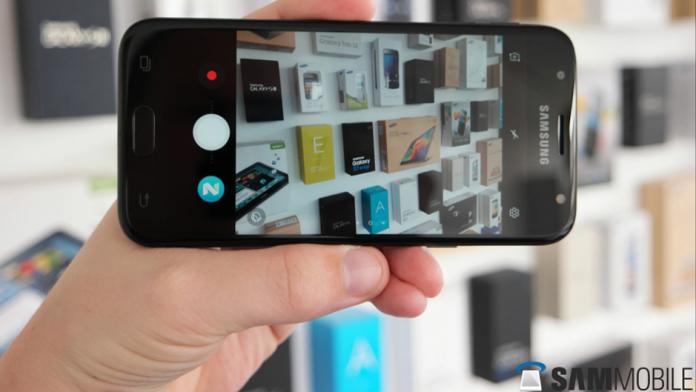 Samsung Galaxy J3 de patru ani primeste un patch de securitate
