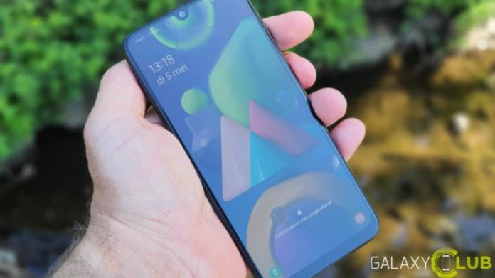 Samsung Galaxy M22 vine in Europa