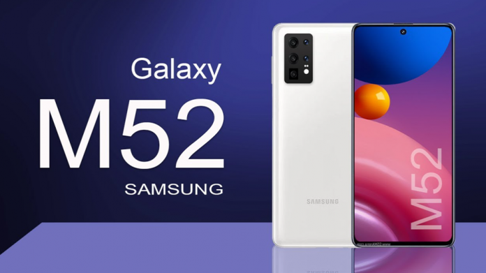 Samsung Galaxy M52 5G este in lucru posibil o baterie de 7000mAh