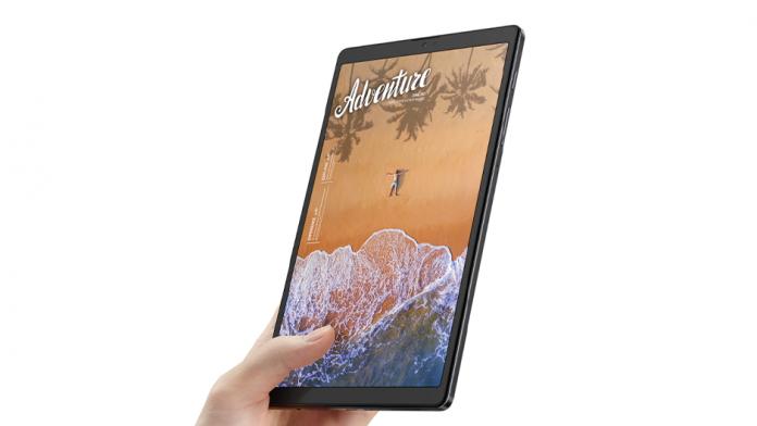 Samsung Galaxy Tab A7 Lite portabilitate si design compact