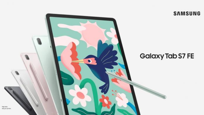 Samsung Galaxy Tab S7 FE si Galaxy Tab A7 Lite anuntate oficial