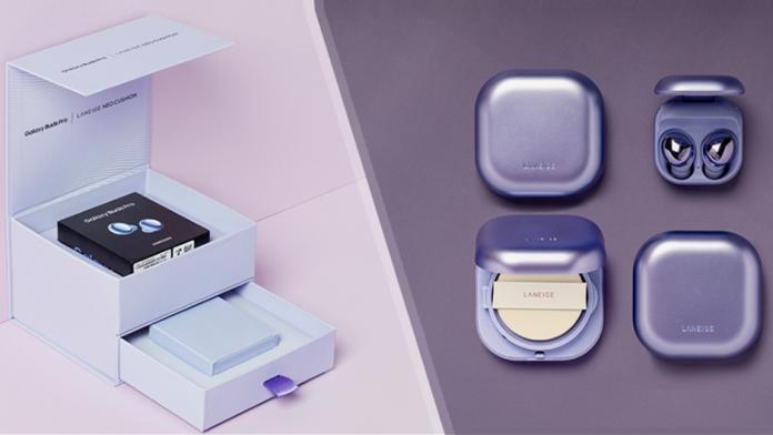 Samsung a lansat setul Galaxy Buds Pro LANEIGE Neo Cushion