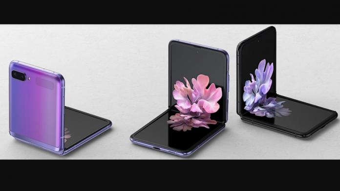 Samsung foarte rapid Galaxy Z Flip 5G primeste patch de securitate din iunie