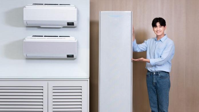 Samsung isi extinde gama de aparate de aer conditionat la comanda