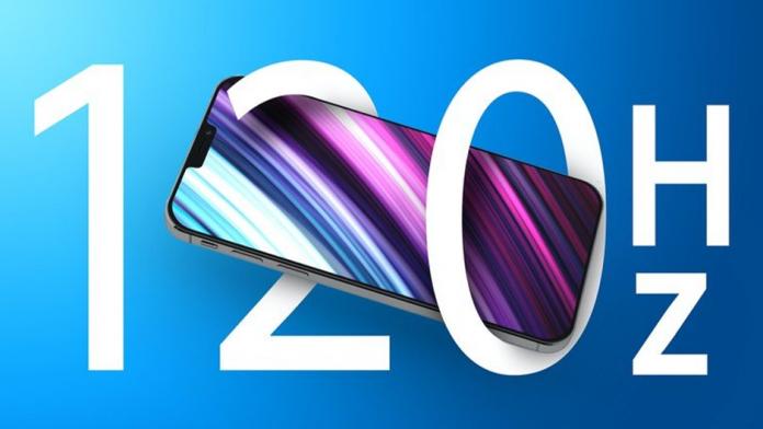 Samsung va furniza afisaje de 120Hz pentru modelele Apple iPhone 13 Pro