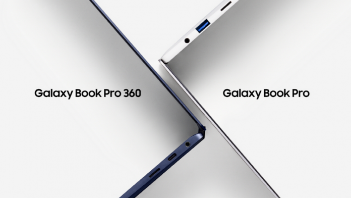 Samsung vrea sa vanda un milion de laptopuri Galaxy Book Pro in acest an