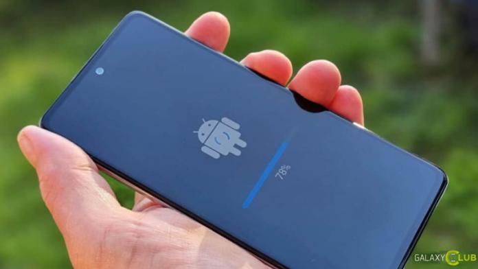 Actualizarea lui Samsung Galaxy A52 4G din iunie este disponibila