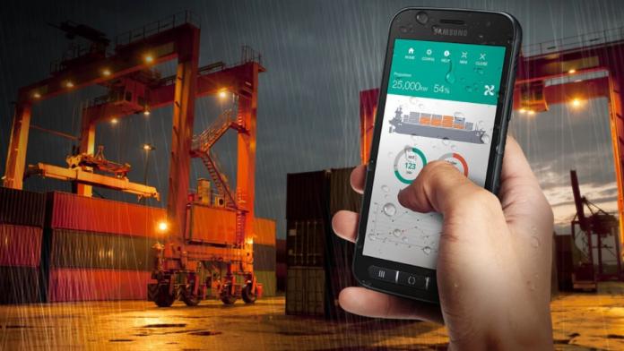 Galaxy XCover 4s a inceput sa primeasca actualizarea la Android 11
