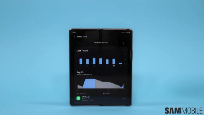 Galaxy Z Fold 2 primeste actualizarea de securitate din iunie 2021