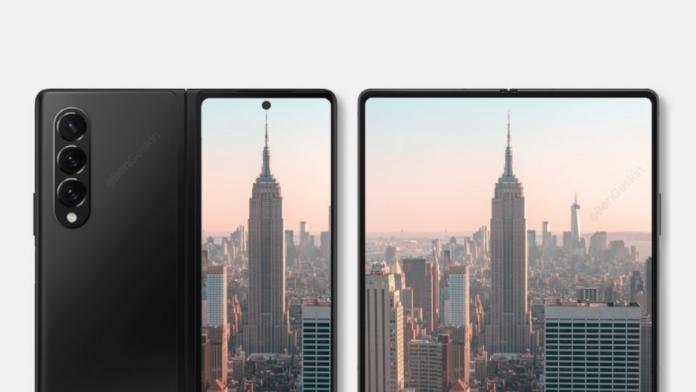 Galaxy Z Fold 3 alte confirmari despre camera in display