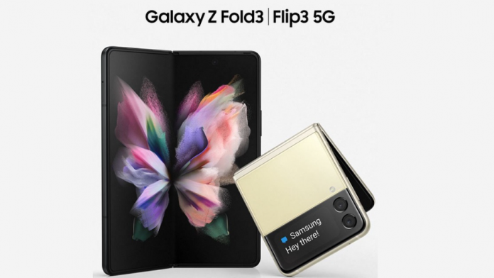 Galaxy Z Fold 3 si Z Flip 3 arata uimitor in fotografiile aparute