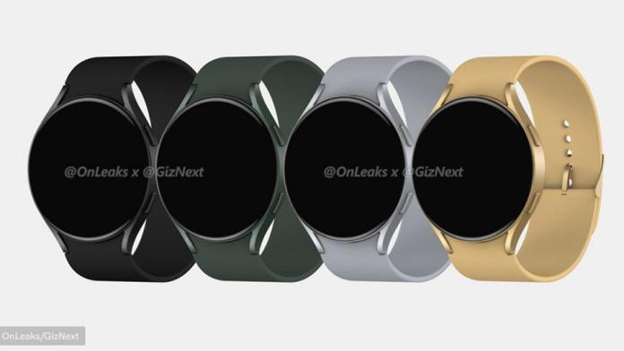 Primele fotografii cu smartwatchul Samsung Galaxy Watch Active 4