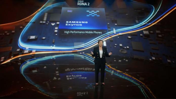 Procesoarele Exynos 2200 cu grafica AMD RDNA 2 si ray tracing