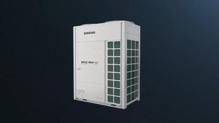 Samsung DVM S2 o gama de climatizoare pentru spatii comerciale