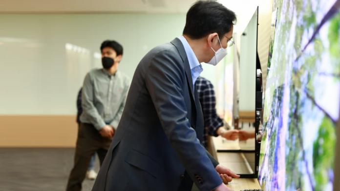 Samsung Display va lansa afisaje QD OLED partea a doua a anului 2021