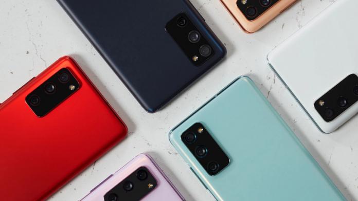 Samsung Galaxy S21 FE apare foarte colorat in fotografii neoficiale