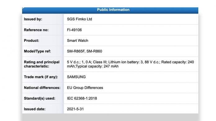 Samsung Galaxy Watch 4 capacitatea si incarcarea bateriei