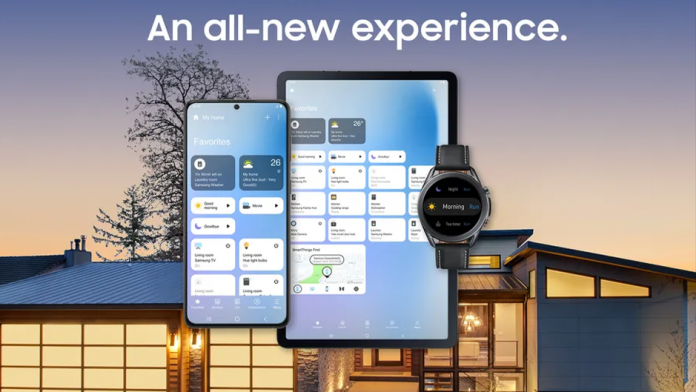 Samsung SmartThings actualizat cu o noua interfata