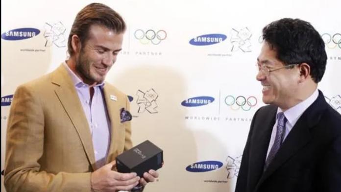 Samsung este sponsorul oficial al echipei de esports a lui David Beckham