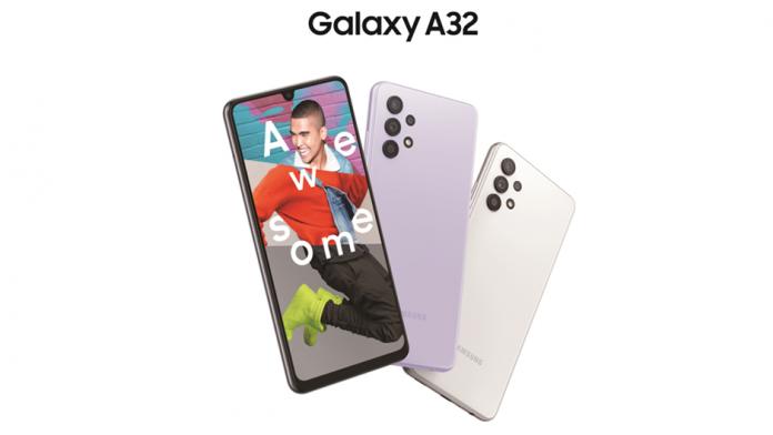 Samsung pe primul loc in Chile Galaxy A32 cel mai bine vandut telefon