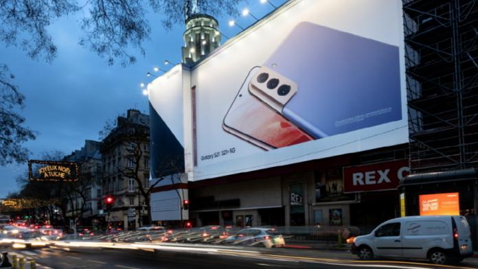 Samsung pe primul loc in Europa Orientul Mijlociu