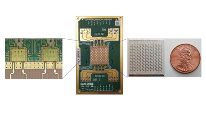 Samsung si Universitatea Santa Barbara au testat prototipul 6G THz