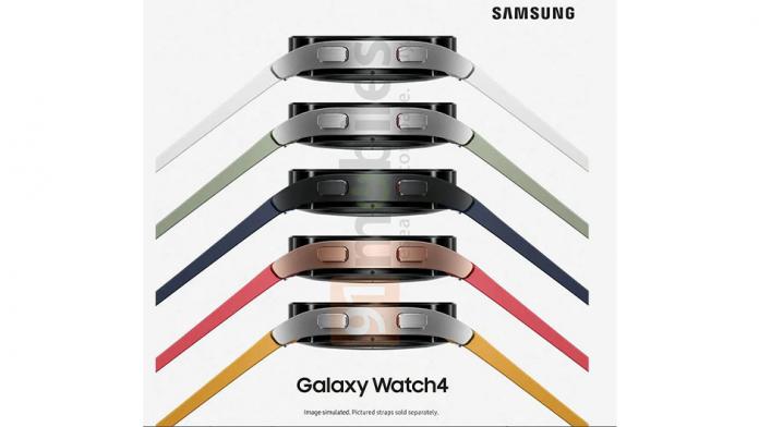 Viitorul ceas Samsung Galaxy Watch 4 a aparut in noi imagini