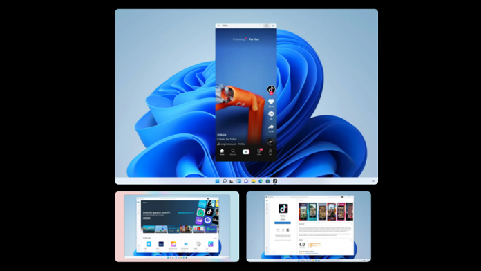 Windows 12 va permite sa rulati aplicatii native Android pe laptopul Samsung