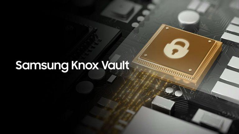Samsung Knox Vault: securitate la un nou nivel cu seria Galaxy S21