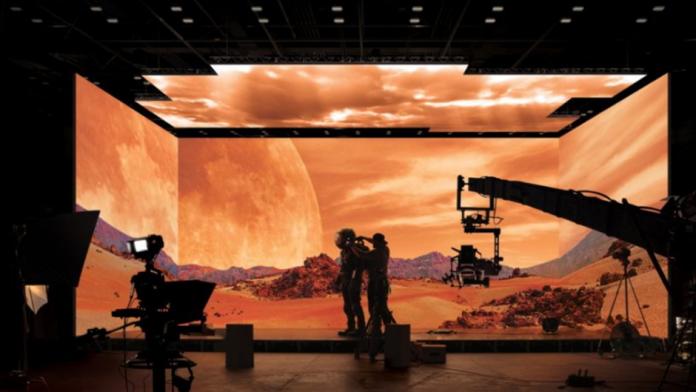 Colaborare Samsung CJ ENM pentru un studio de productie cu The Wall