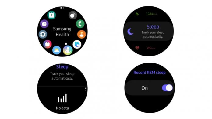Cum sa folositi urmarirea somnului pe Galaxy Watch 3
