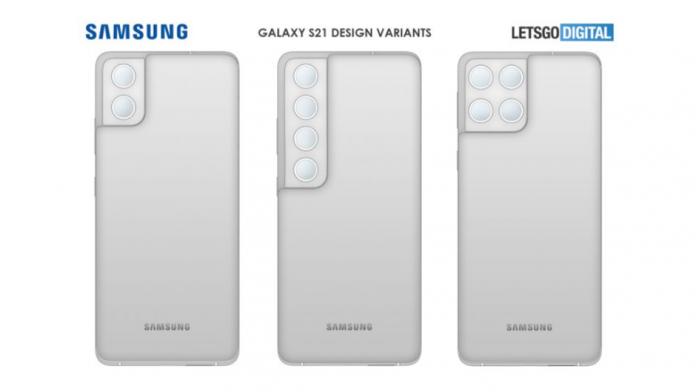 Galaxy S22 poate avea un design de camera similar cu Galaxy S21