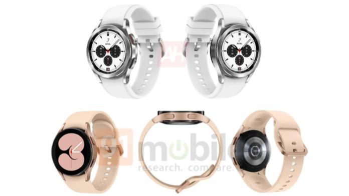 Galaxy Watch 4 Watch 4 Classic si Galaxy Buds 2