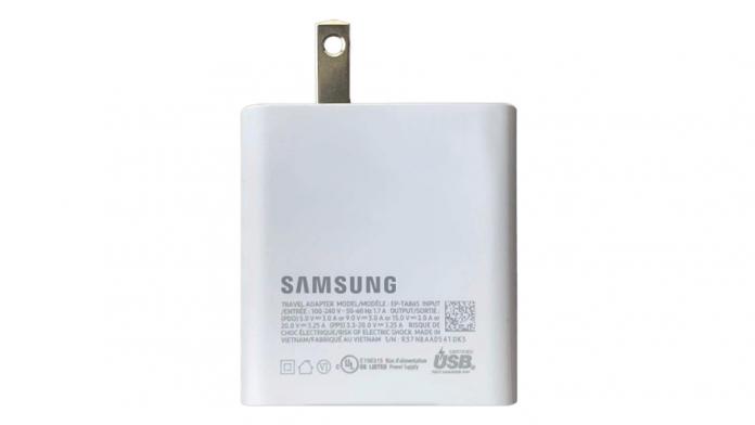 Incarcator Samsung de 65W certificat de UL