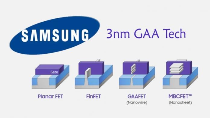 Samsung Foundry va incepe anul viitor productia de cipuri de 3nm