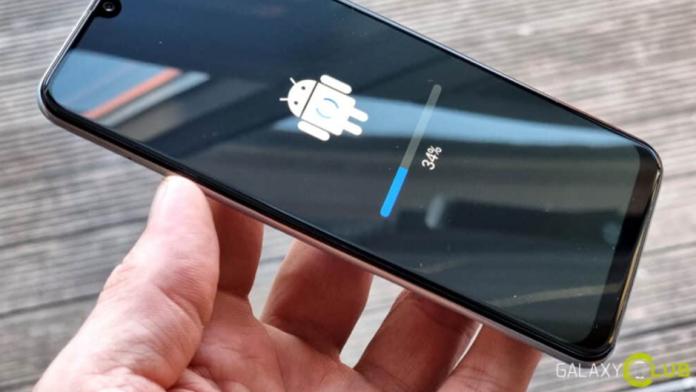 Samsung Galaxy A50 primeste actualizarea de secutitate din iulie 2021