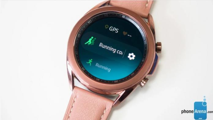 Samsung Galaxy Watch 3 actualizat imbunatateste masurarea SpO2
