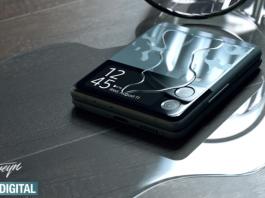 Samsung Galaxy Z Flip 3 va fi impermeabil la ap