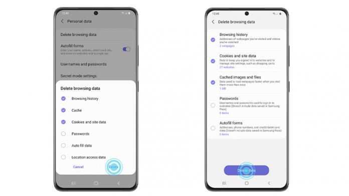 Samsung Internet 15 este in program beta aduce noi functii