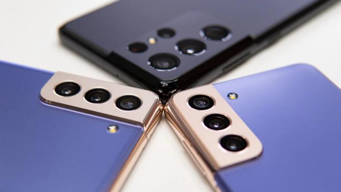 Samsung ar putea lansa in curand Galaxy S21 in mai multe culori