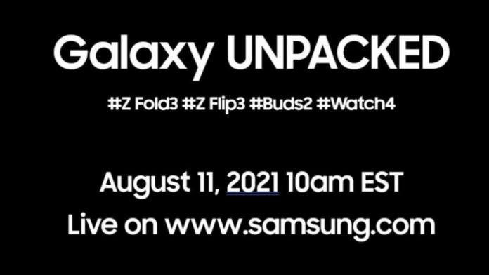Samsung va organiza urmatorul eveniment Galaxy Unpacked pe 11 august