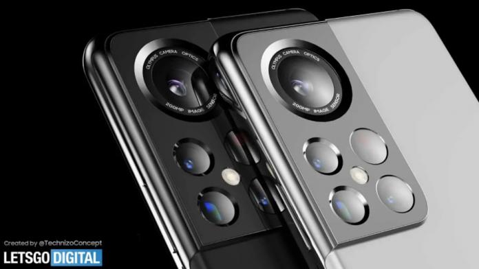 Seria Galaxy S22 cu o camera Olympus de 200MP va fi lansata in ianuarie 2022
