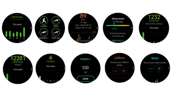 Cum sa folositi Samsung Health pe Galaxy Watch 3