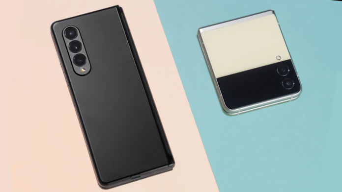 Functia Battery Protect pe Galaxy Z Flip 3 si Z Fold 3