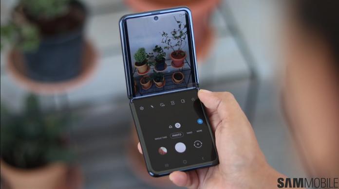 Galaxy Z Flip 5G primeste deja actualizarea de securitate din august 2021