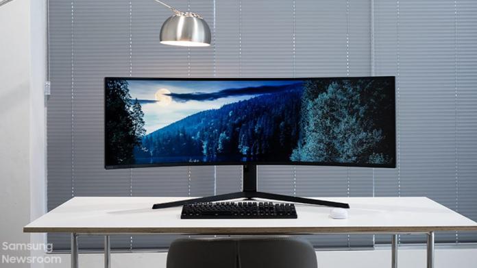 Odyssey Neo G9 cel mai puternic monitor de joc disponibil