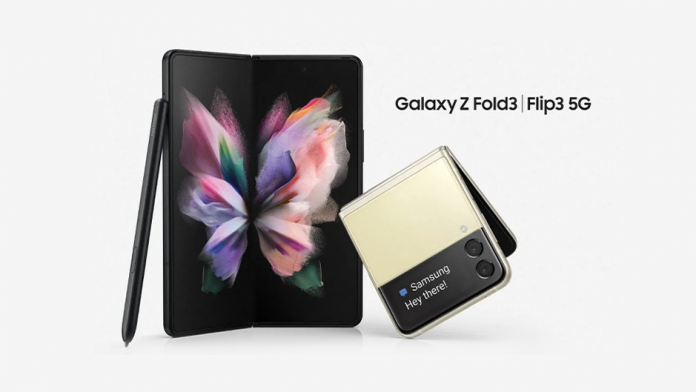 Precomenzi uriase pentru Galaxy Z Fold 3 si Z Flip 3 in Coreea